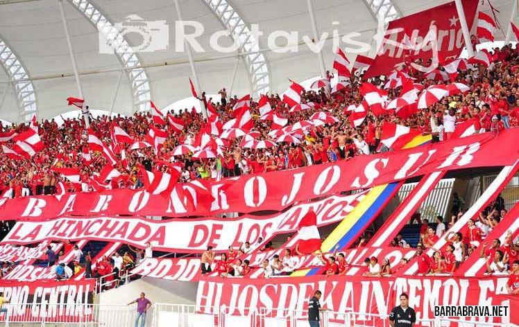 Fotos Imágenes - Baron Rojo Sur - América de Cáli
