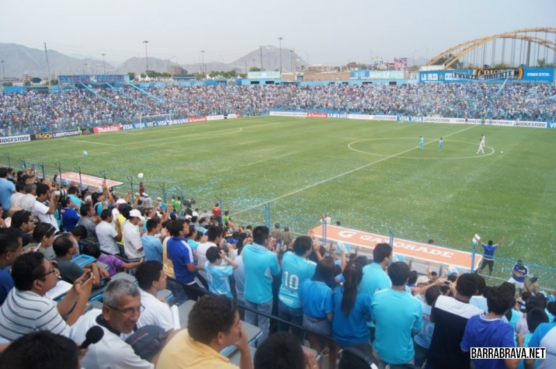 Links - Extremo Celeste - Sporting Cristal