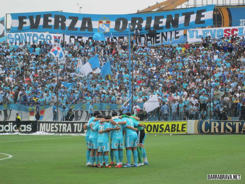 Upload Fotos Imágenes, Videos, Audios, Cantos - Extremo Celeste - Sporting Cristal