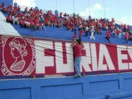 Foto: Barra: Furia Escarlata • Club: UES
