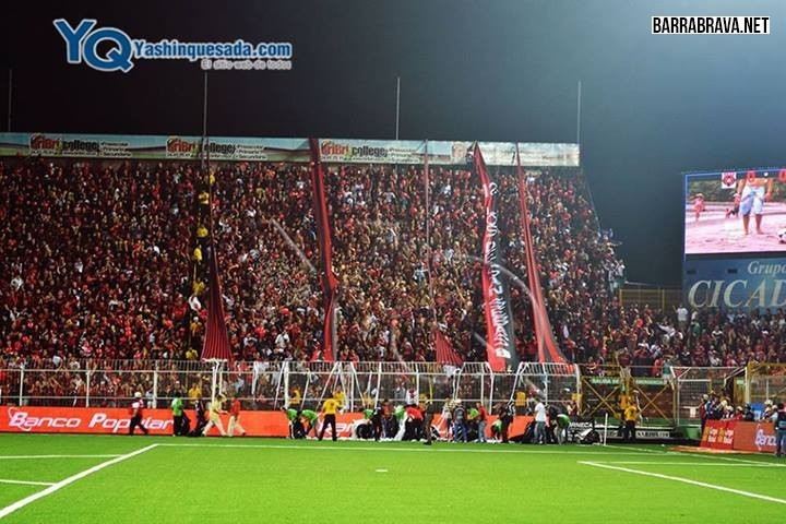 Links - La 12 - Alajuelense