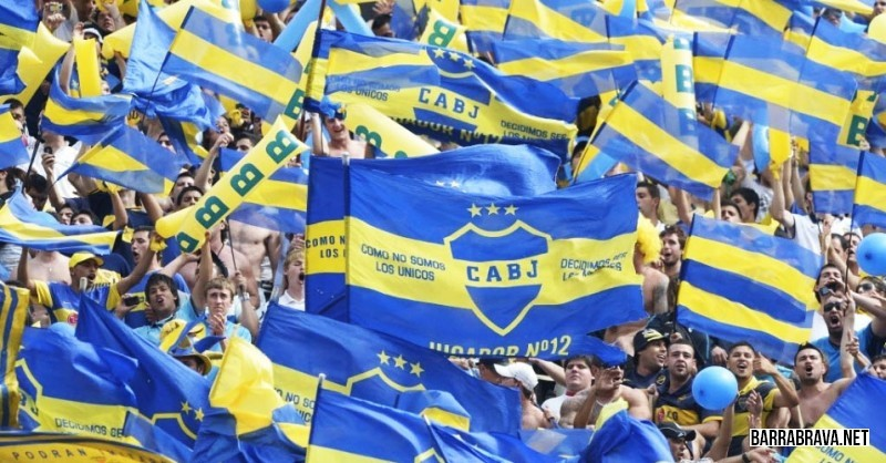 Boca Juniors - La 12 - Historia - Videos - Fotos