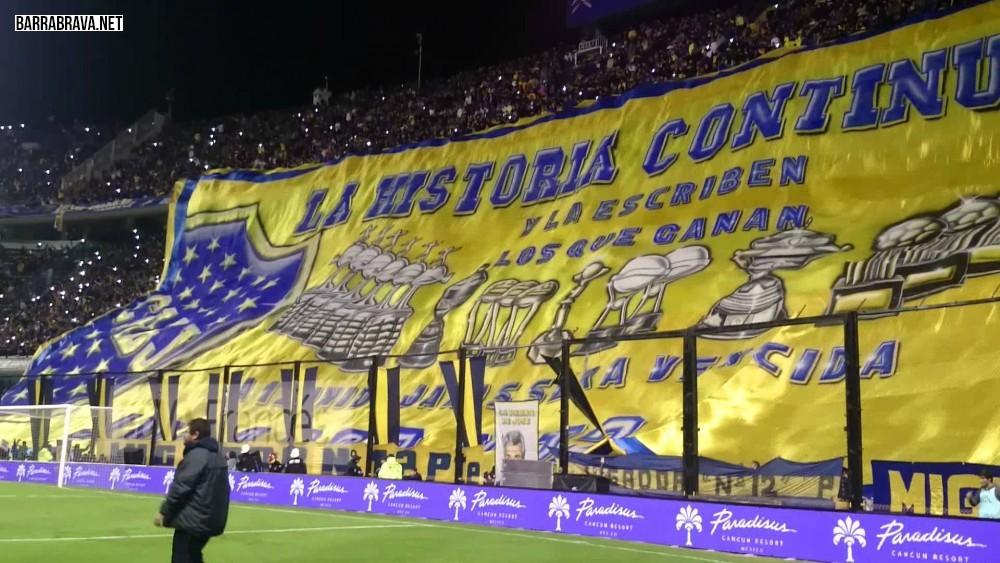 Fotos Imágenes Recientes - Página 5 - La 12 - Boca Juniors