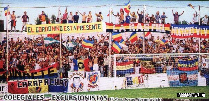Links - La Banda del Tricolor - Colegiales
