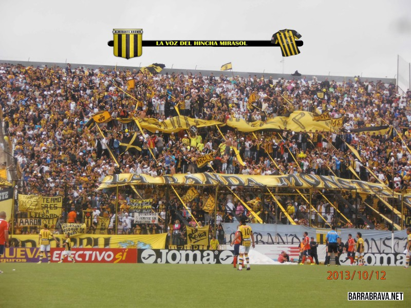 Links - La Banda Monstruo - Almirante Brown