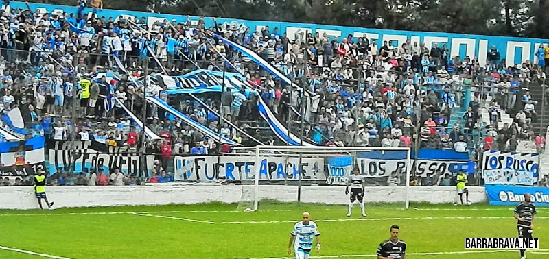 Links - La Banda Tricolor - Almagro
