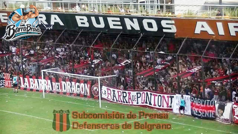 Audios MP3 - La Barra del Dragón - Defensores de Belgrano