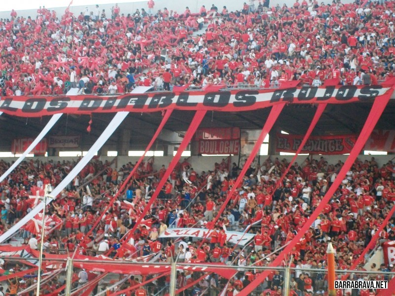 Upload Fotos Imágenes, Videos, Audios, Cantos - La Barra del Rojo - Independiente