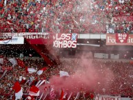 Foto: La Barra del Rojo - Independiente