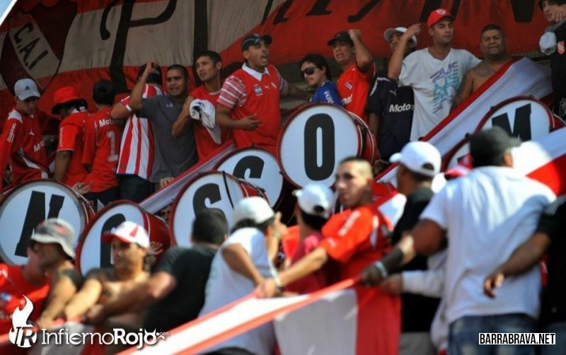 Links - La Barra del Rojo - Independiente