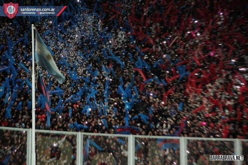 Links - La Gloriosa Butteler - San Lorenzo