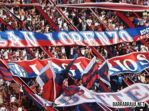 Videos - La Gloriosa Butteler - San Lorenzo