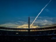 Foto: Barra: La Guardia Imperial • Club: Racing Club • País: Argentina