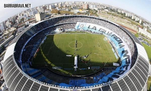 Fanaticas - Hinchas - Tribuneras - La Guardia Imperial - Racing Club