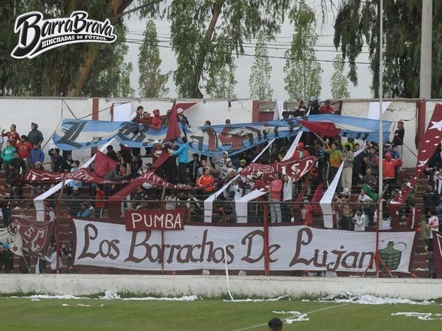 Upload Fotos Imágenes, Videos, Audios, Cantos - Los Borrachos de Luján - Luján Sport Club