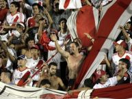 Foto: Barra: Los Borrachos del Tablón • Club: River Plate • País: Argentina