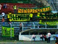 Foto: Barra: Rebelión Auriverde Norte • Club: Real Cartagena