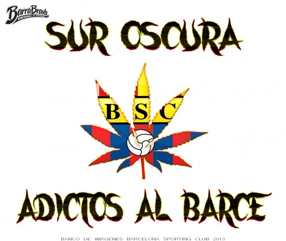 Dibujos - Sur Oscura - Barcelona Sporting Club