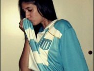 Hincha - Tribunera - Chica - Fanatica: La Guardia Imperial - Racing Club - Argentina