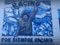 Mural - Graffiti - Pintadas - Mural - Graffiti - La Guardia Imperial - Racing Club