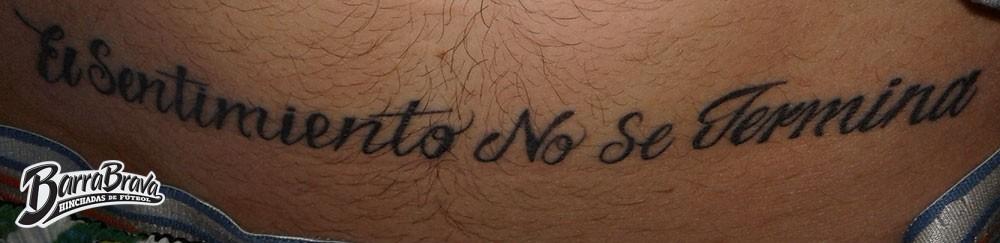 Tattoos Tatuajes Recientes Baron Rojo Sur América De Cáli