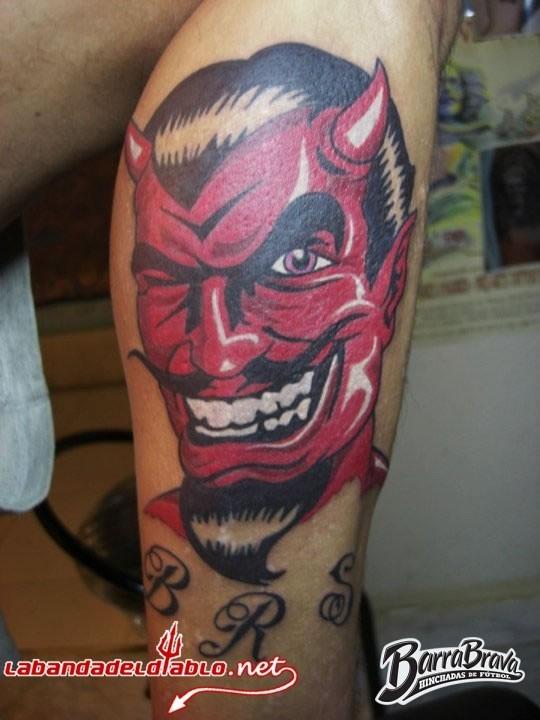 Tattoos - Tatuajes Recientes - Baron Rojo Sur - América de