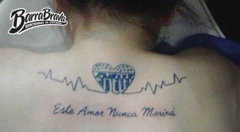 Tattoos Tatuajes Boca Del Pozo Emelec