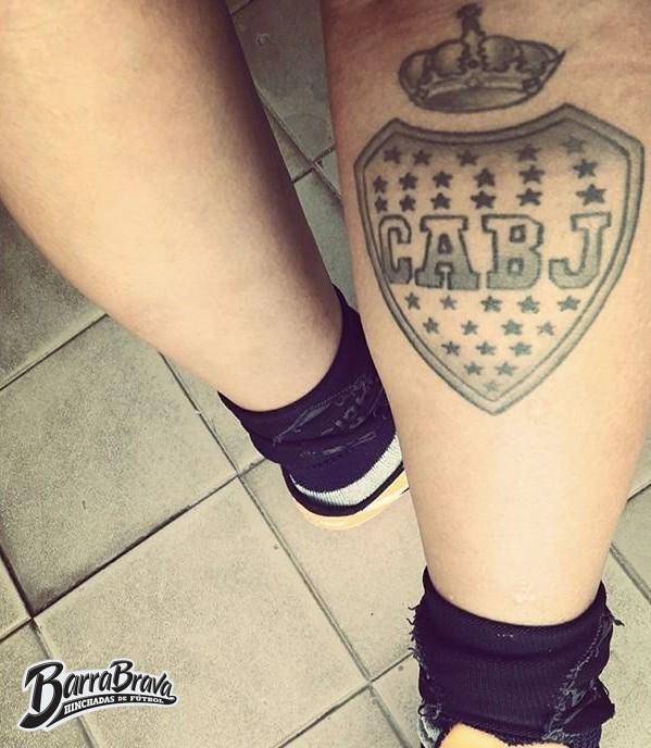 Tatuajes De Boca Juniors En El Antebrazo Sfb