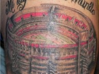 "Tattoo - Tatuaje - tatuagem - Tattoo - Tatuaje - ""Monumental de Nuñes"" - Los Borrachos del Tablón - River Plate"