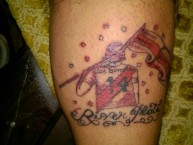 Tattoo - Tatuaje - tatuagem - Tattoo - Tatuaje - Los Borrachos del Tablón - River Plate