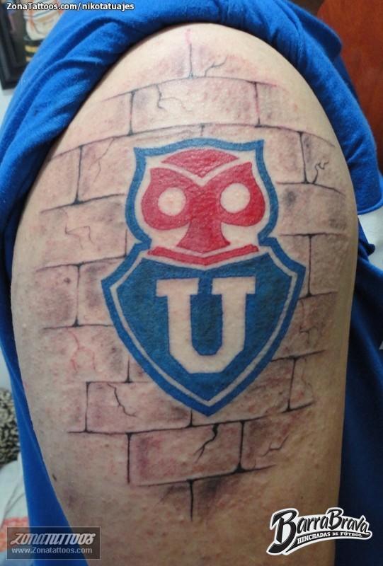 dormitorio de la universidad tatuaje