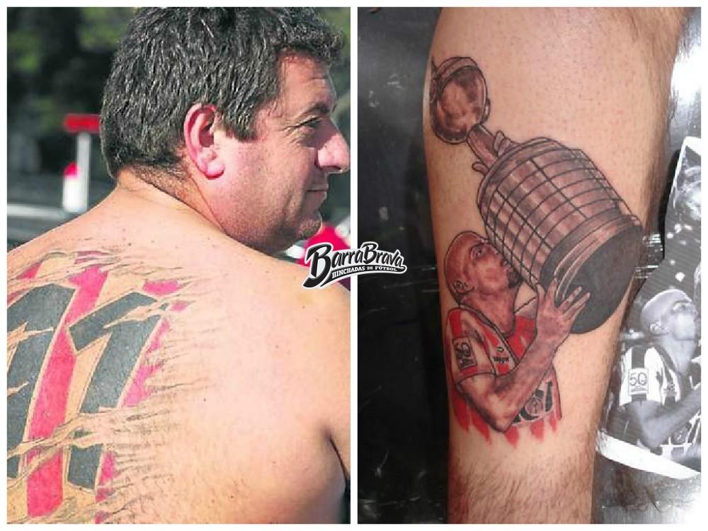Tattoos Tatuajes Los Leales Estudiantes De La Plata